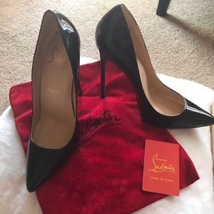 Christian LV heels